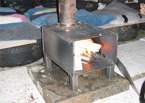 Wood Stove Plans WB Designs - How To Build A Wood Burning Stove WB Designs